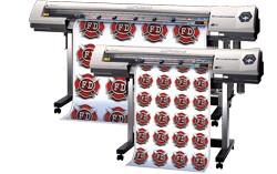 Plotter Roland SP-300i stampa & taglio